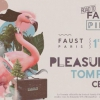 affiche Road To Family Piknik w/ Pleasurekraft - Faust Paris