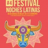 affiche Festival Noches Latinas #4