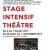Master Class, Théâtre Intensif, Paris 9