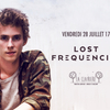 affiche Lost Frequencies x La Clairière
