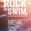 affiche Rock my swim