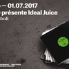 affiche Ideal Juice | Andres • Djebali