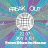 affiche Freak Out: From Disco to House