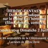 Discussion Jeu sur l'Heroic-Fantasy