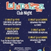 affiche LOLLAPALOOZA CLUB NIGHT
