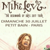 affiche Mike Love + Guest