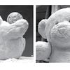 Exposition en plein air : sculptures de Jacques Veyrat
