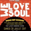 affiche WE LOVE SOUL spéciale « Oldies but Goodies »