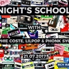 affiche Night's school W/