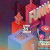 affiche Funk & The City #14: Echoes Of Philadelphia & Washington (+DJ's)