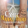 affiche LE COMIC NANAS BAND