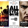 affiche 911 La CosMe X All eyez on me !