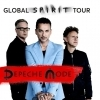 affiche DEPECHE MODE - PACKAGES - GLOBAL SPIRIT TOUR