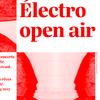 OPEN AIR électro - Ici c'est l'été