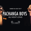 affiche Pachanga Boys All Night Long x La Clairière