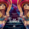 affiche LA SUMMER  >> Best Hip Hop - House Party