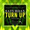 Saturday Turn Up