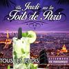 AFTER WORK SUR LES TOITS DE PARIS (ROOFTOP, TERRASSE DE 1500M2, BARBECUE, CLUB INTERIEUR)