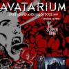 affiche AVATARIUM + THE SLAYERKING - HURRICANES AND HALOS TOUR 2017