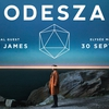 affiche Odesza (with guest Hayden James)