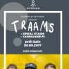 affiche Traams + Spiral Stairs + Canshaker Pi