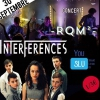 affiche INTERFERENCES, RQM2, YOUSLU