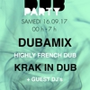 affiche DUB PARTY @Batofar