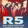affiche R5 - NEW ADDICTIONS TOUR
