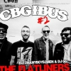 affiche CBGIBUS #2 - THE FLATLINERS + PRAWN + GUEST