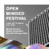 affiche Open Minded Festival After - Moody, Panzer & Size Pier