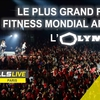 affiche Les Mills Live @Olympia
