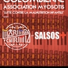 Fiesta Colombiana Solidaria à La Maroquinerie