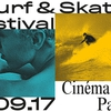 affiche Paris Surf & Skateboard Film Festival