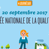 affiche Journée Nationale de la qualité de l'air