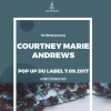 affiche Courtney Marie Andrews @ Le PopUp!