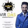 affiche VIR DAS - The Boarding Das World Tour