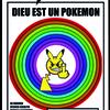 Dieu est un Pokemon