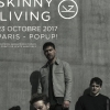 affiche Skinny Living @ Popup!
