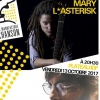 affiche Plateau IDF : Mary L*Asterisk + Vaslo