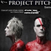 affiche PROJECT PITCHFORK - SOIREE PUNISH YOUR MACHINE