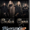 affiche ORDEN OGAN + RHAPSODY OF FIRE