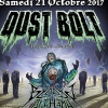 affiche Dust Bolt & Bloody Alchemy