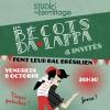 LES BÉCOTS DA LAPPA au STUDIO DE L'ERMITAGE
