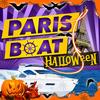"HALLOWEEN Paris Boat ""Big Party"""