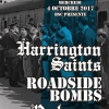 affiche Harrington Saints + Roadside Bombs + Outreau