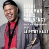 affiche STEVE COLEMAN and FIVE ELEMENTS + STEVE COLEMAN and METRICS