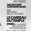 affiche YIA ART FAIR - Salon d'art contemporain