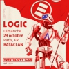 affiche LOGIC au Bataclan - Everybody's Tour