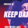 affiche Keep Dancing Inc @ Popup!