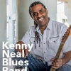 affiche Kenny Neal Blues Band
